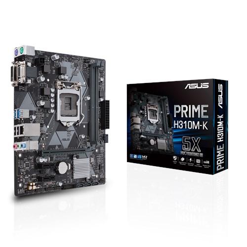 ASUS PRIME H310M – K