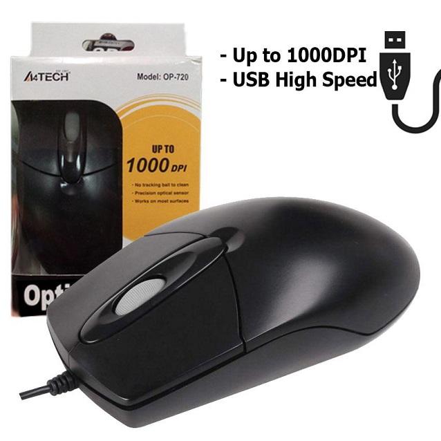 a4tech op720